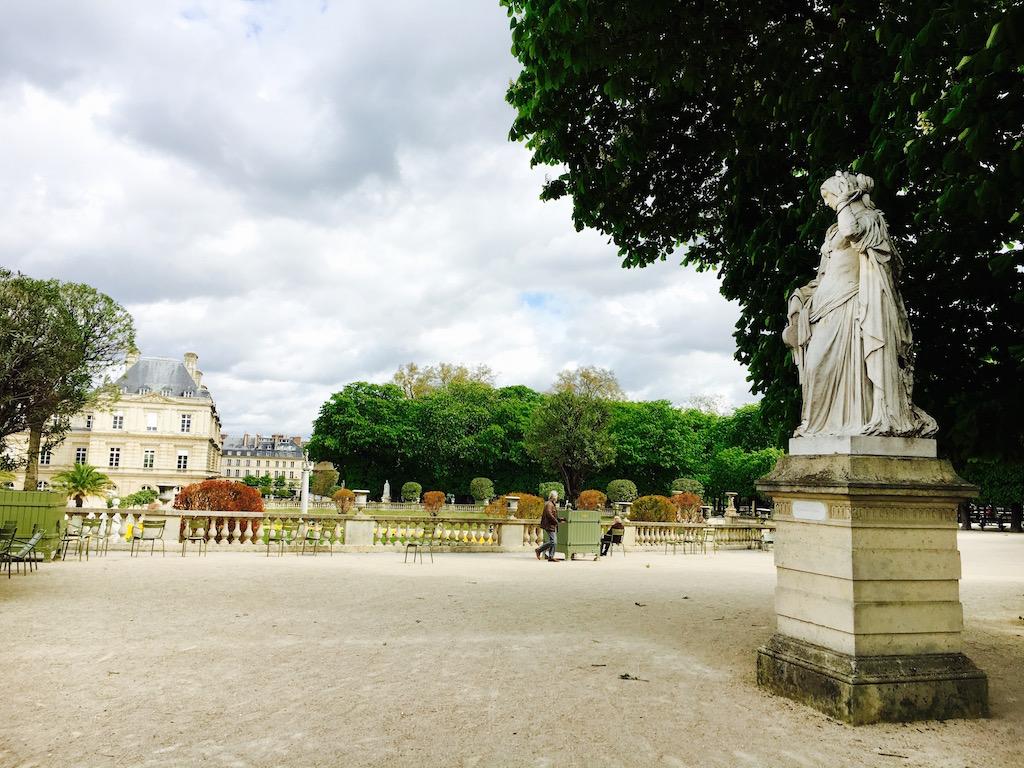 Jardins du Luxembourg 2