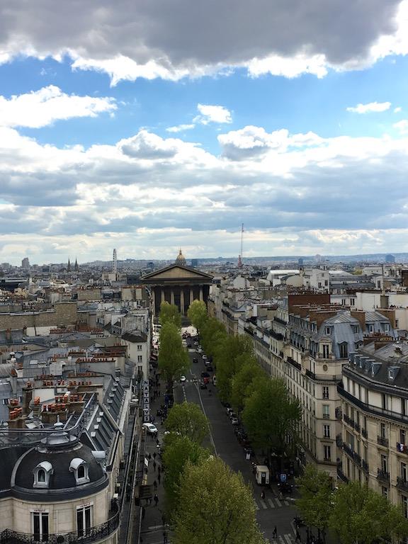 Sous le ciel de Paris 6