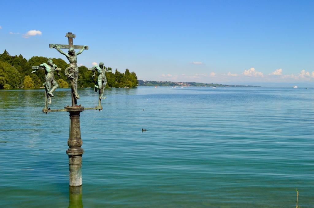 Insel Mainau cross