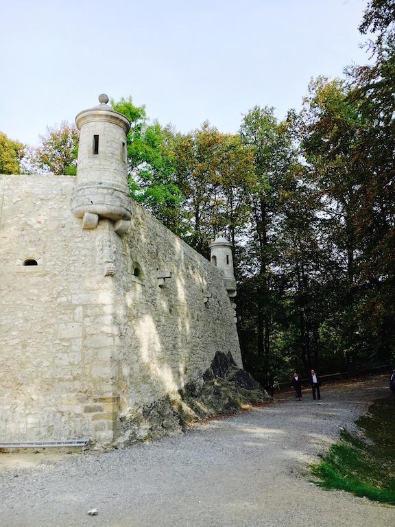 pieskowa-castle